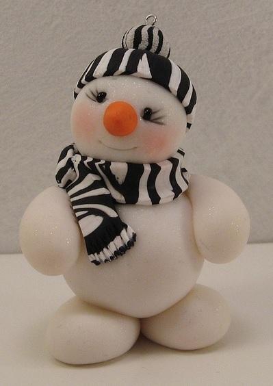 Парад снеговиков. Лепка (9) (399x564, 123Kb)