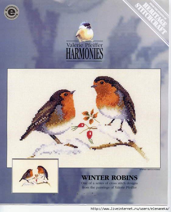 VPWR697 Winter Robins_pic (562x700, 182Kb)