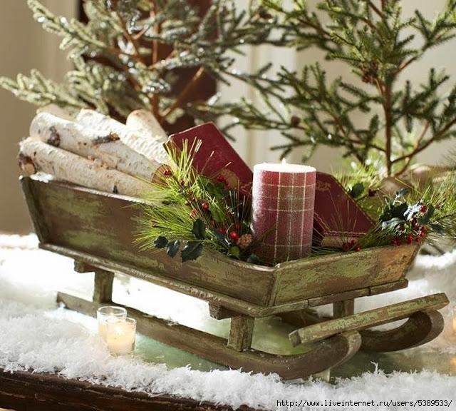 cool-rustic-christmas-holiday-decor-ideas (640x576, 270Kb)
