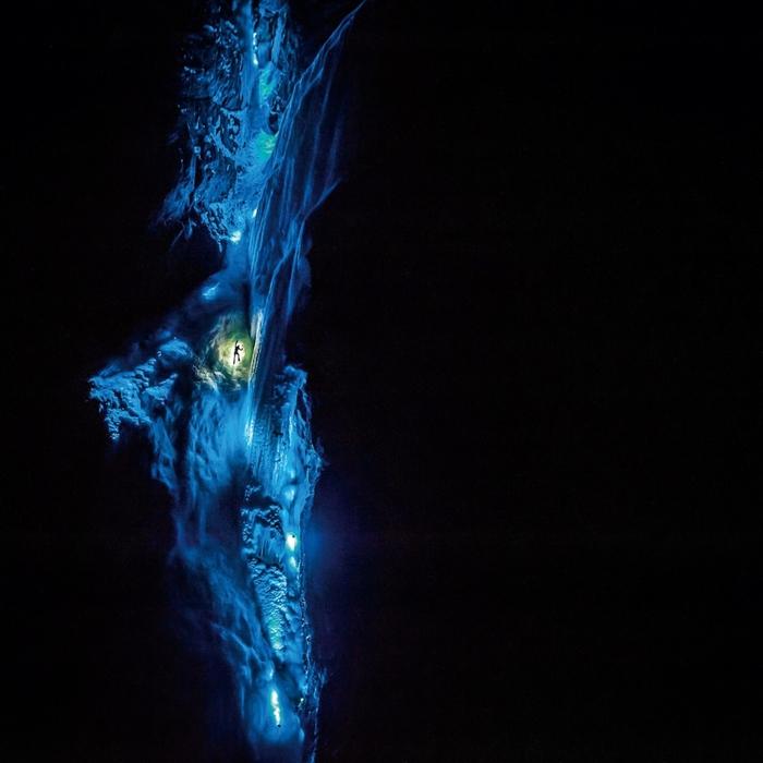 замерзшие водопады фото (700x700, 237Kb)