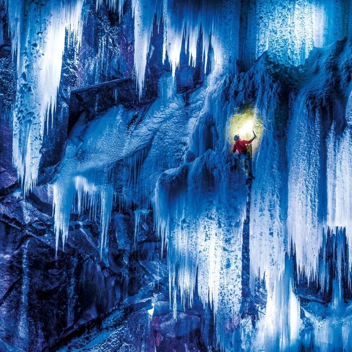 замерзшие водопады фото 3 (700x700, 505Kb)