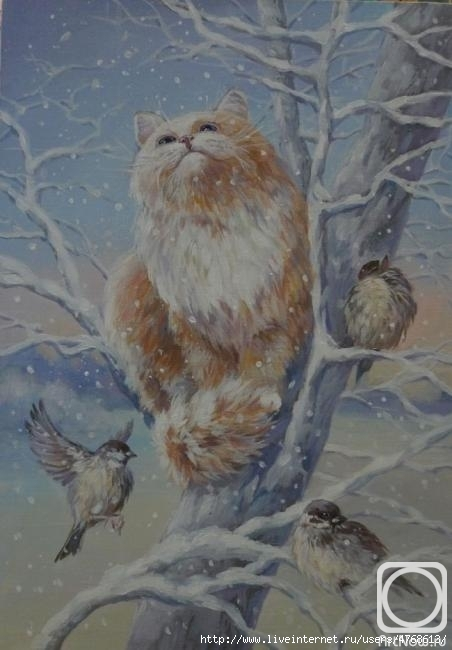 коты Панина Кира. Снежок (7)9 (452x650, 133Kb)