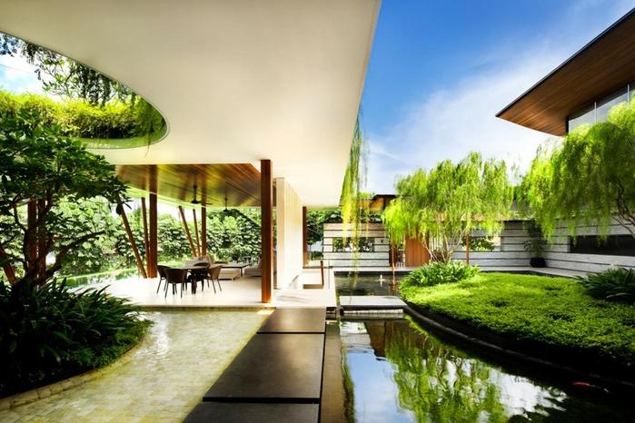 красивый дом фото 4 (700x466, 258Kb)