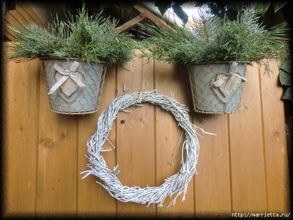 Веточки деревьев для рождественского декора (6) (600x450, 214Kb)