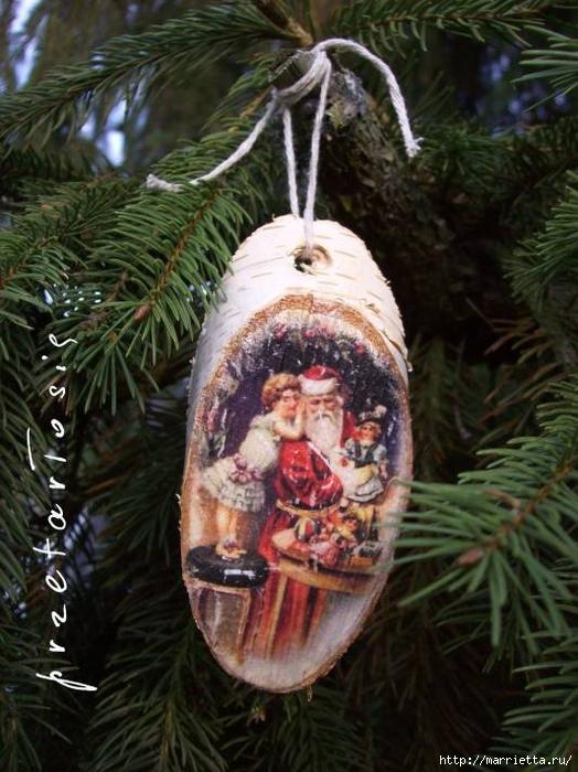 Веточки деревьев для рождественского декора (10) (524x700, 286Kb)