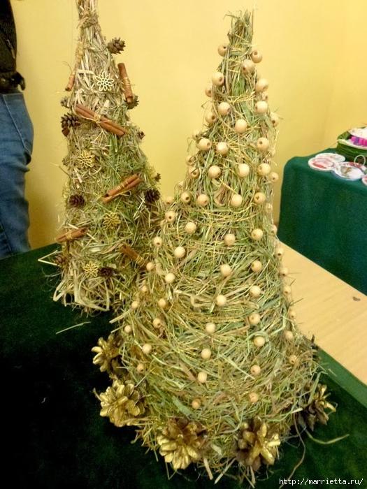 Веточки деревьев для рождественского декора (65) (525x700, 311Kb)