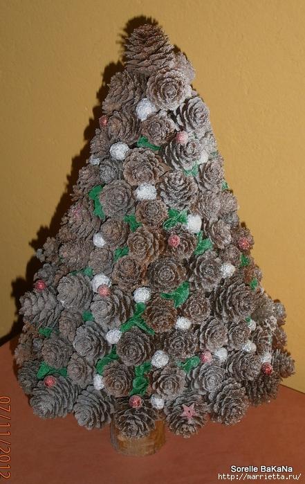 Веточки деревьев для рождественского декора (67) (441x700, 277Kb)
