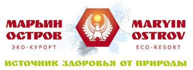 Новый год на экологическом курорте Марьин Остров (12) (388x141, 44Kb)