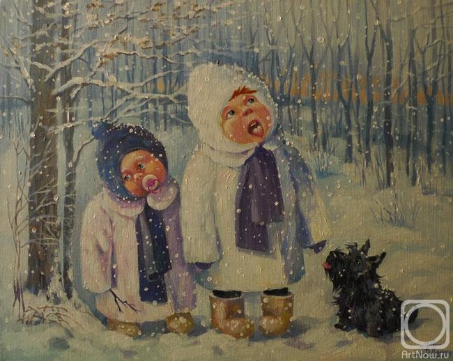 снежок 1 Панина Кира.56 (650x518, 246Kb)