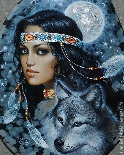 Здоровые волчицы и женщины