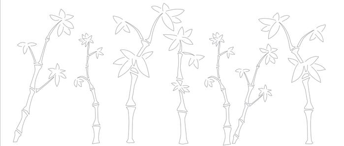 Новогодние шаблоны для распечатки. Тэги, фонари, снежинки, подсвечники (12) (700x298, 75Kb)
