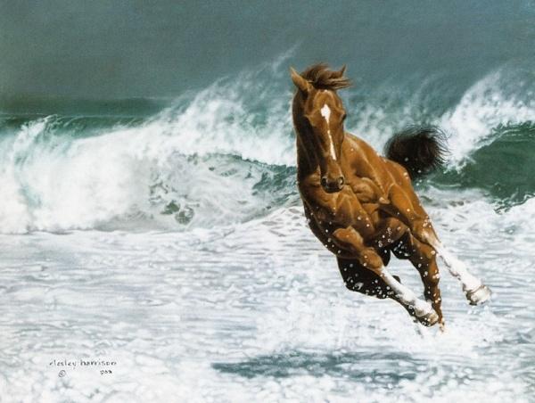 лошади в живописи1 (600x452, 176Kb)