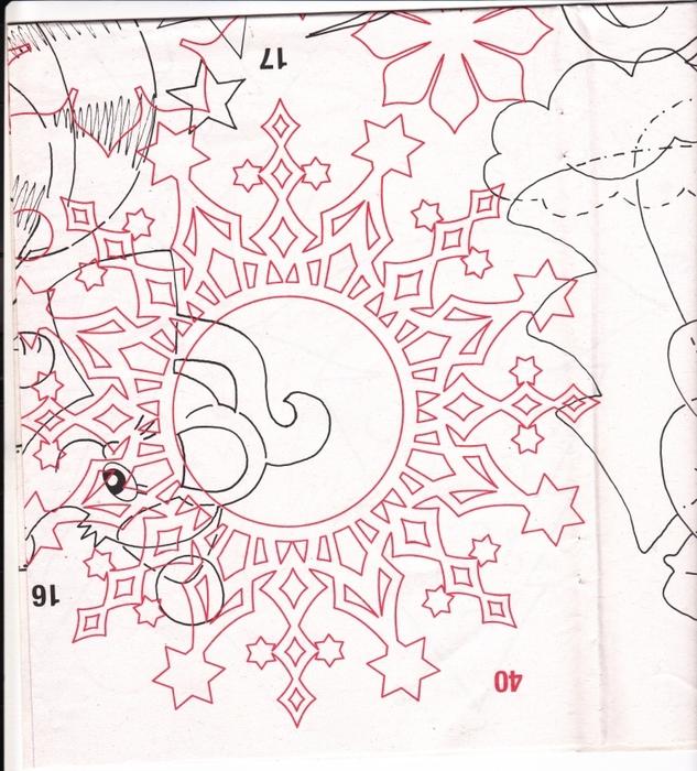 новогодние поделки (62) (633x700, 364Kb)