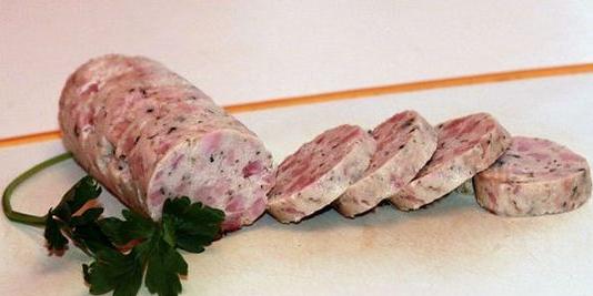 frekrf: Быстрый рецепт домашней куриной колбасы