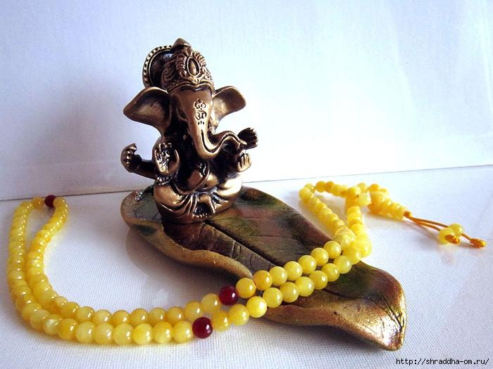 декор ЛИСТ, керапласт, автор Shraddha (2) (700x525, 292Kb)