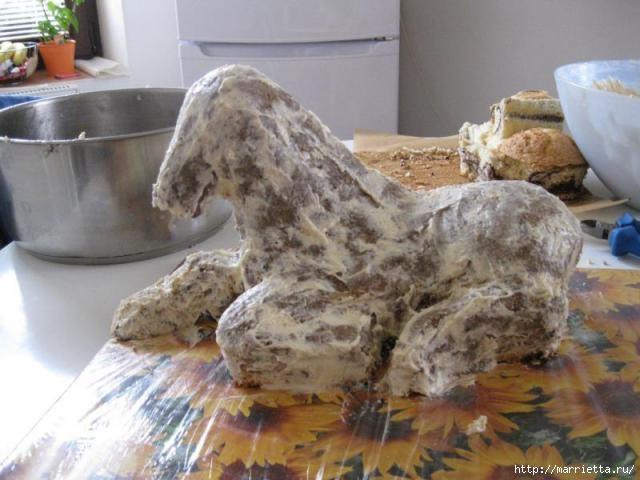 Марципановые торты. Лошади (19) (640x480, 143Kb)