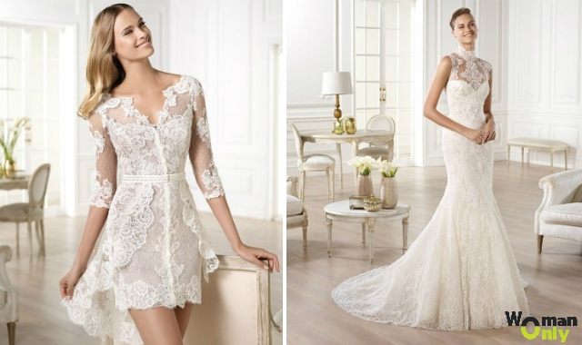 кружевные свадебные платья (2) (640x380, 159Kb)