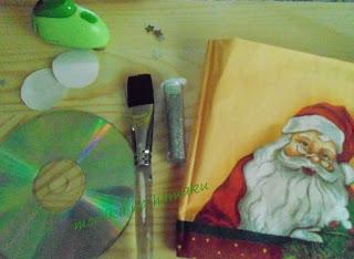 Винтажные картинки и идеи для создания подвесок, тэгов и рождественских гирлянд (8) (320x234, 57Kb)