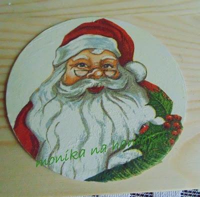 Винтажные картинки и идеи для создания подвесок, тэгов и рождественских гирлянд (15) (400x394, 122Kb)
