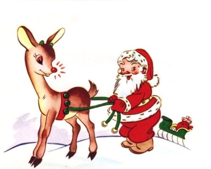 Винтажные картинки и идеи для создания подвесок, тэгов и рождественских гирлянд (32) (700x560, 145Kb)