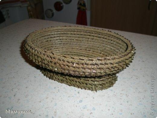 Плетение из сосновых иголок от Мамитка. КОЛОКОЛЬЧИКИ (25) (520x390, 102Kb)