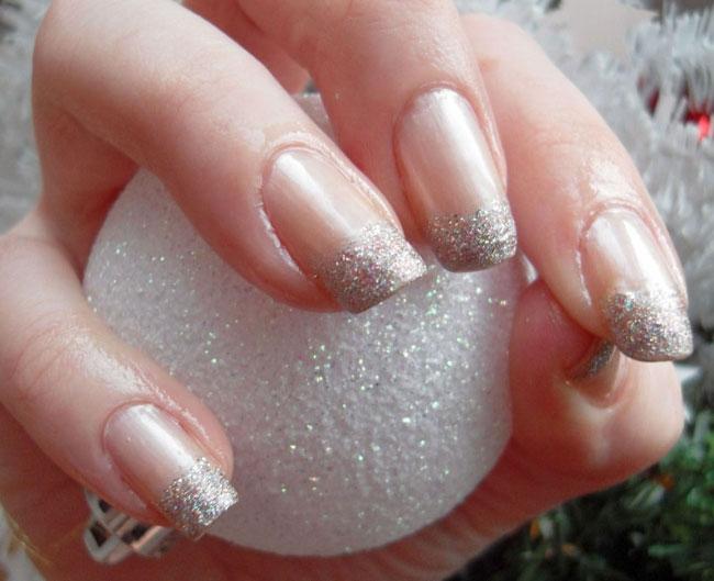 Ногти дизайн фото зима 2014