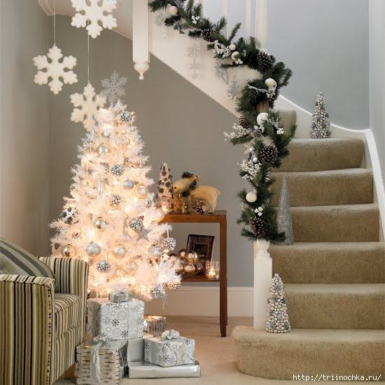 Украшаем дом к Новому году! Идеи новые и интересные!