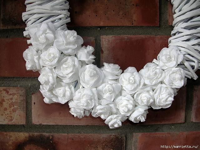 Новогоднее плетение из газет. ЗВЕЗДЫ из газетных трубочек (28) (640x479, 272Kb)
