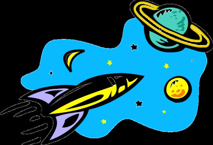 'На космических просторах!'