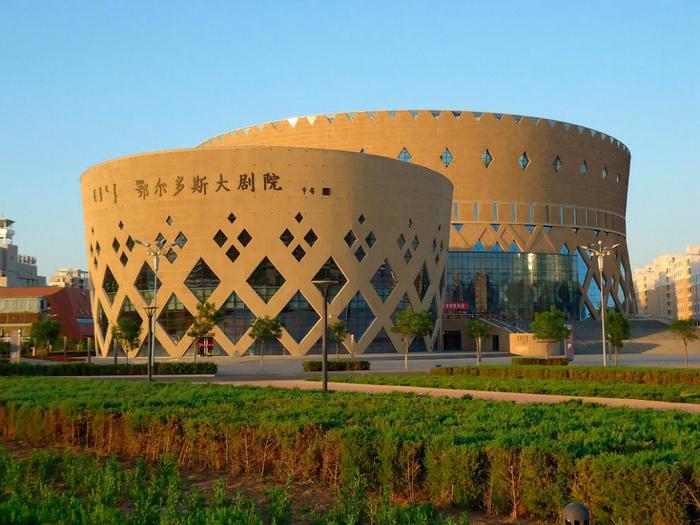 город призрак ордос китай фото 12 (700x525, 448Kb)