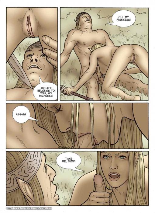 Порно сталкер комикс