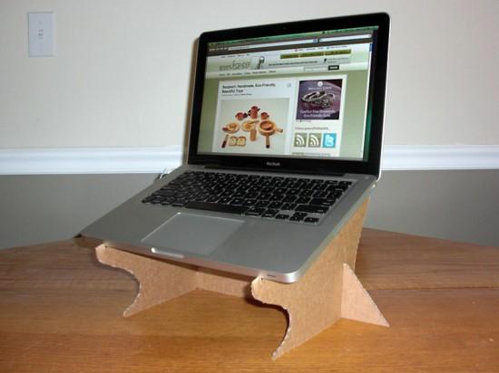 Как сделать подставку под ноутбук для охлаждения своими руками (4) (550x412, 135Kb)