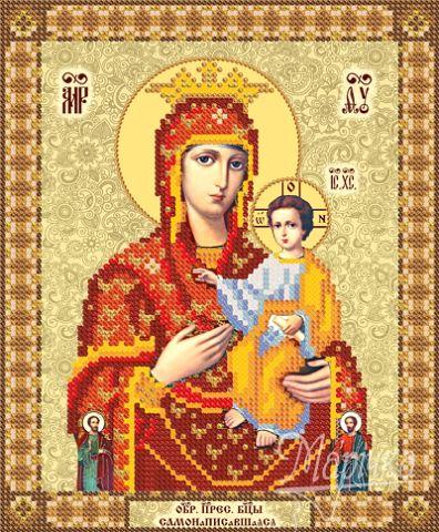 самонаписавшаяся икона бож матери (396x480, 292Kb)