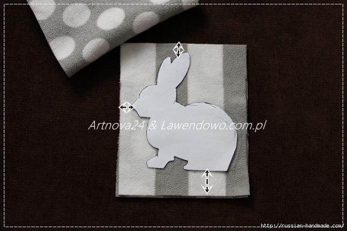 Как сшить пасхального кролика (16) (700x466, 246Kb)