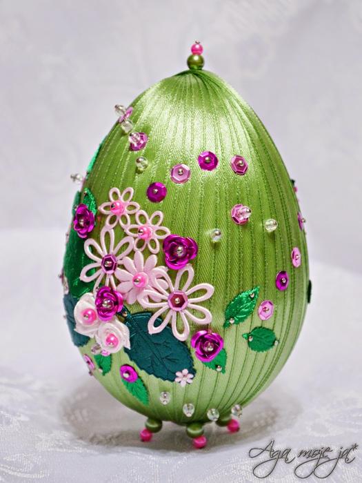 Шелково-ленточные пасхальные яйца (22) (525x700, 370Kb)