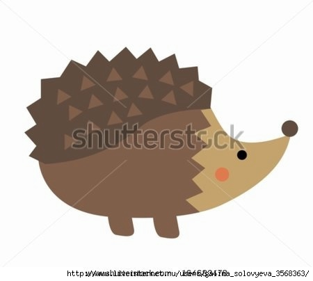 stock-vector-cartoon-hedgehog-isolated-on-white-164683478 (450x404, 39Kb)