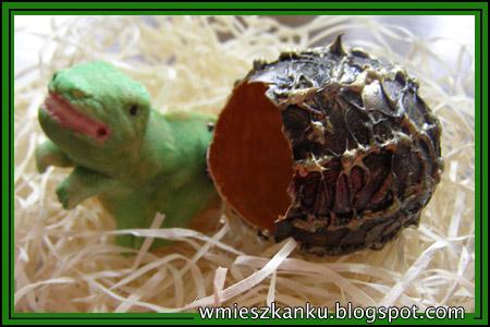 яйцо дракона из скорлупы и горячего клея (9) (450x300, 146Kb)