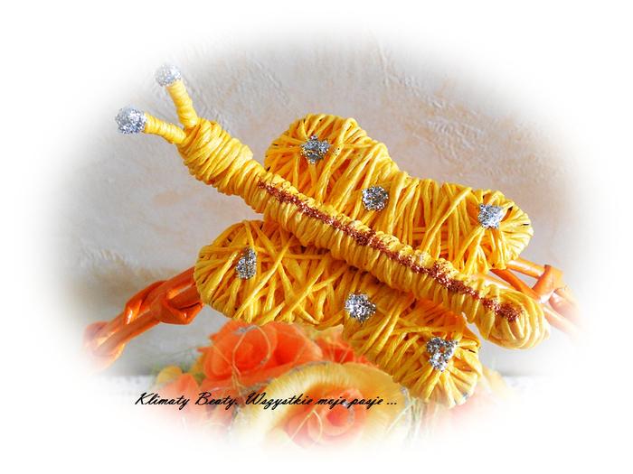 плетение из газетных трубочек. корзинки (41) (700x525, 335Kb)
