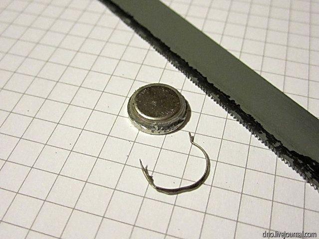 Как сделать миниатюрный чайник из ручки ящика тумбочки (11) (639x480, 173Kb)