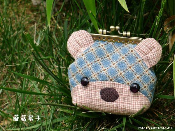 детский кошелек медвежонок (3) (600x450, 218Kb)