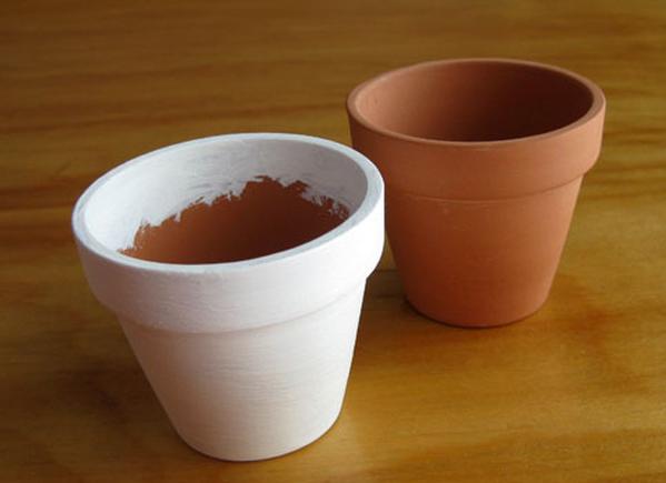 Пуговичный и цветочный пасхальный топиарий (1) (599x435, 461Kb)