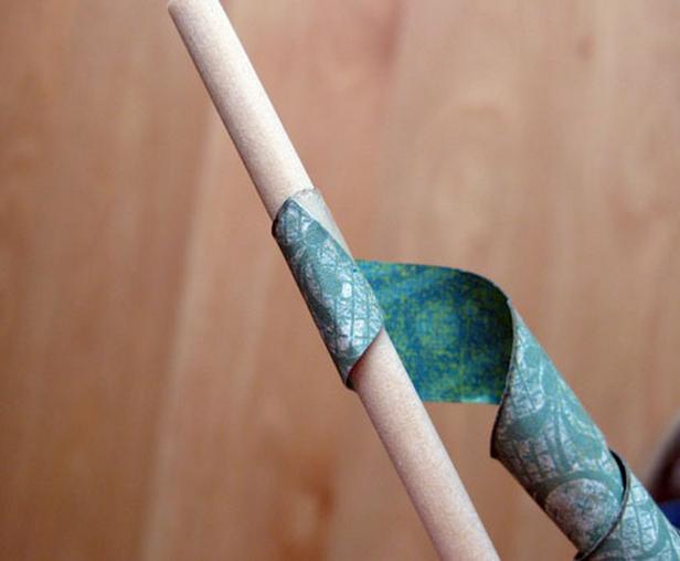 Пуговичный и цветочный пасхальный топиарий (7) (616x508, 580Kb)