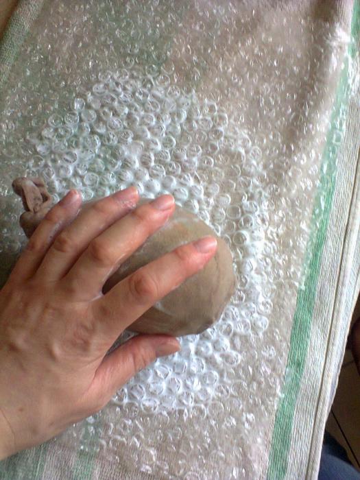 Пасхальное яйцо в технике валяние. Мастер-класс (12) (525x700, 506Kb)