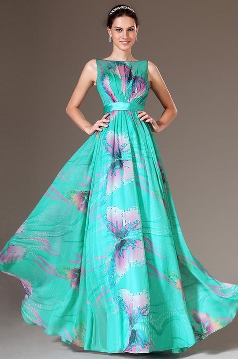 Платья вечерние в пол летние