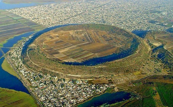 вулкан ксико в мехико фото 1 (680x424, 380Kb)