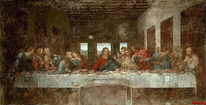3Leonardo-Da-Vinci-The-Last-Supper (699x356, 57Kb)