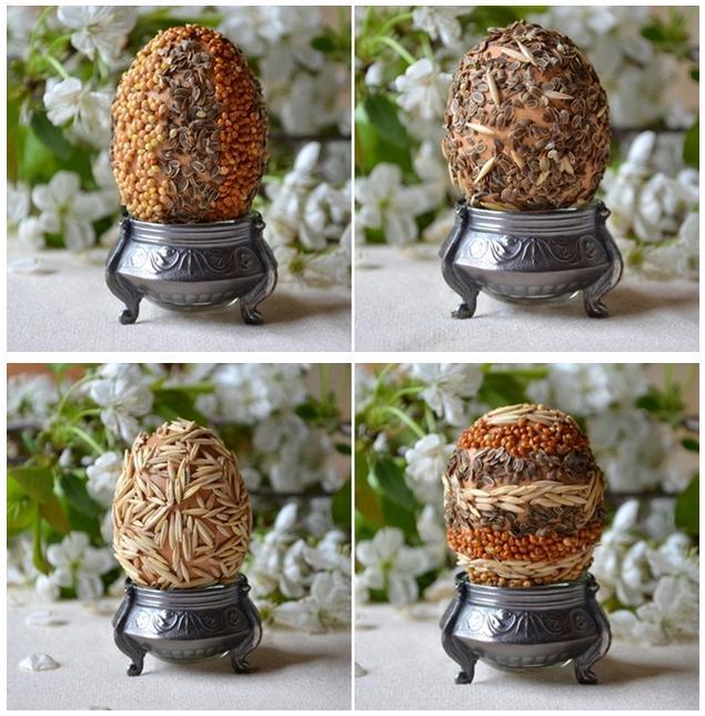пасхальные яйца из крупы (4) (635x645, 364Kb)
