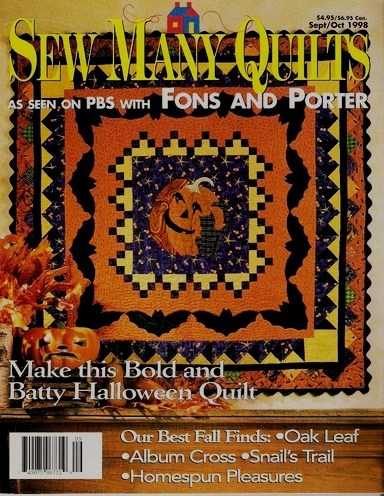 sew many quilts sept-oct-1998 (384x496, 139Kb)