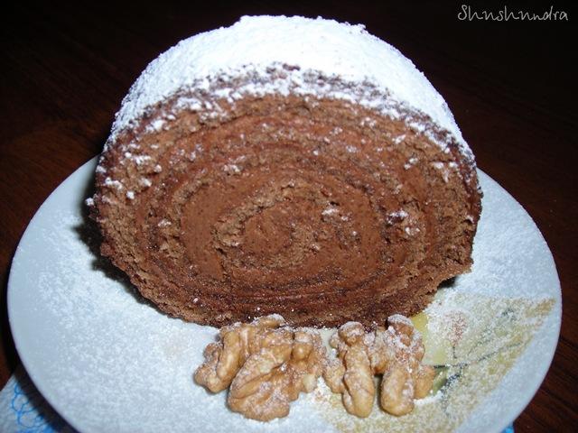 Вкусный рецепт рулета с лаваша 36