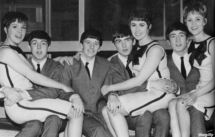 в 1963 году «Битлз» третий раз